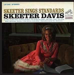 Skeeter Davis - Skeeter Sings Standards