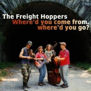 Fright Hoppers (The) - Where'D You Come From, Where'd You Go?