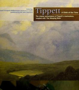 Michael Tippett - A Child Of Our Time, The Weeping Babe