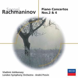 Sergej Rachmaninov - Piano Concertos Nos. 2 & 4