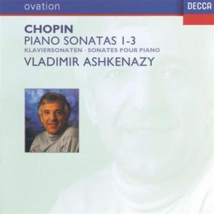 Fryderyk Chopin - Piano Sonatas 1-3