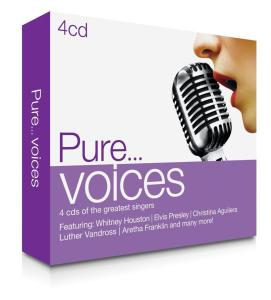 Pure: Voices / Various (4 Cd)