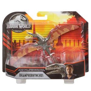Mattel GJN61 - Jurassic World - Attacco Giurassico Dino 10 Cm Rhampho