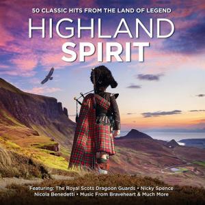Highland Spirit / Various (3 Cd)
