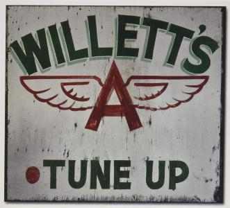 Willett'S Flying A - Tune Up