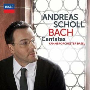 Andreas Scholl: Bach Cantatas