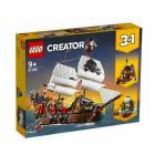 Lego 31109 - Creator - Galeone Dei Pirati