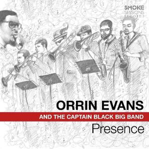Presence Featuring The Captain Black Big Band (1 CD Audio)