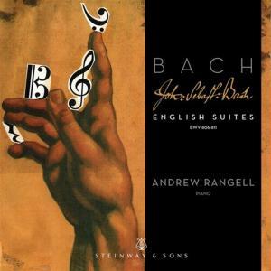 Johann Sebastian Bach - English Suites 806-811 (2 Cd)