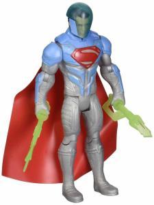 Dc Comics: Mattel DPL96 - Batman Versus Superman - Action Figure 15 Cm Superman Kryptonite