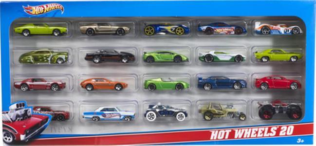 Hot Wheels - Hot Wheels 20 Car Pack