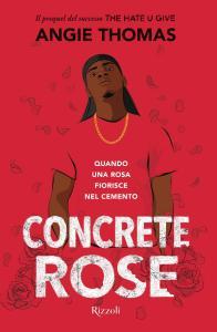 Concrete rose. Quando una rosa fiorisce nel cemento