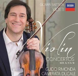 Giovanni Battista Viotti - Violin Concertos