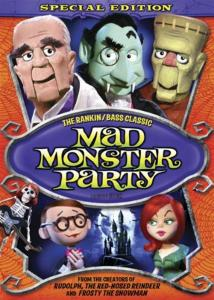 Mad Monster Party [Edizione in lingua inglese]
