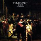 Calendario Allaluna 2022 - Rembrandt ( Formato 30 X 30 )