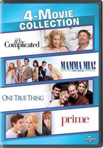 4-Movie Collection: It'S Complicated / Mamma Mia [Edizione in lingua inglese]