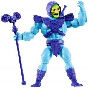 Masters Of The Universe: Mattel - Origins 5.5In/14cm Skeletor (Figure)