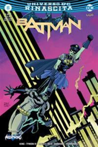 Rinascita. Batman. Ediz. variant. Vol. 6