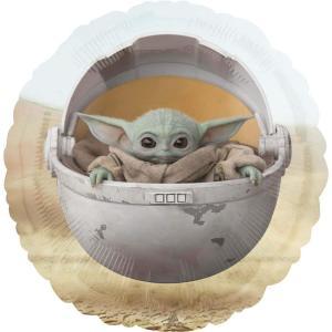 Std Star Wars Mandalorian The Child Foil Ba S60 S