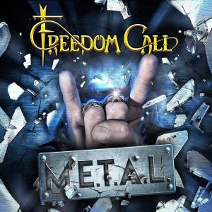 Freedom Call - M.E.T.A.L. (2 Lp+Cd)