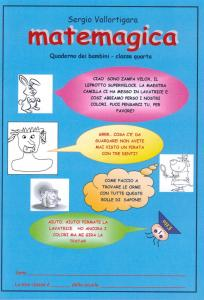 Matemagica 4. Quaderno dei bambini