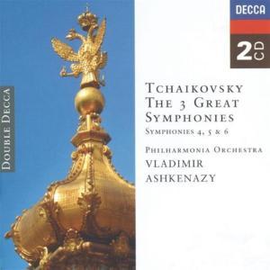 Pyotr Ilyich Tchaikovsky - Symphony No.4, 5 & 6 (2 Cd)