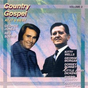 Country Gospel At It's Best Volume 2 / Various