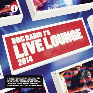 Bbc Radio 1's Live Lounge 2014 / Various (2 Cd)
