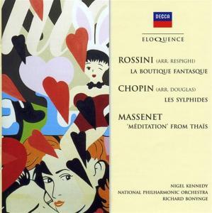 Rossini / Chopin / Massenet - La Boutique Fantasque / Les Sylphides / Thais