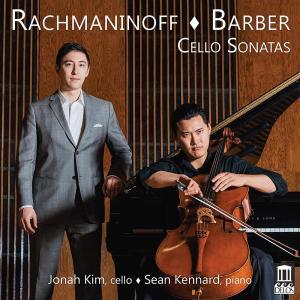 Sergej Rachmaninov / Samuel Barber - Cello Sonatas
