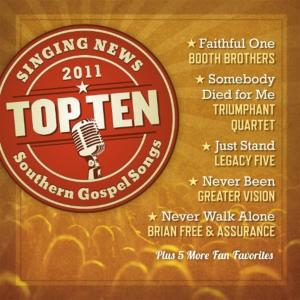 Singing News 2011 Top Ten Southern Gospel Songs / Various