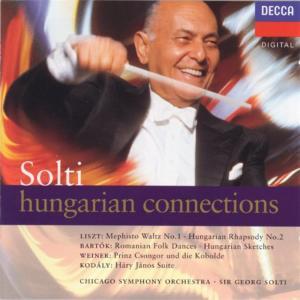 Franz Liszt - Hungarian Connections
