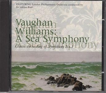 Ralph Vaughan Williams - A Sea Symphony No.[ No 1]