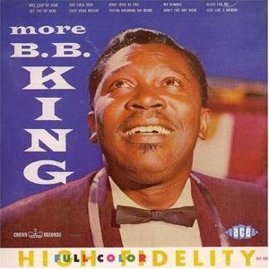 B.B. King - More B.B. King