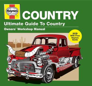 Haynes: Ultimate Guide To Country (2 Cd)