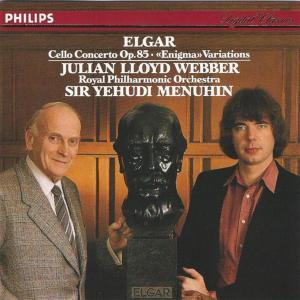 Edward Elgar - Cello Concerto, Enigma Variations