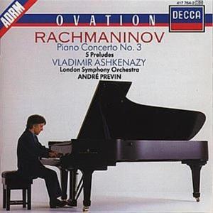 Sergei Rachmaninov - Piano Concerto No.3