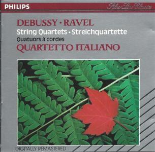 Claude Debussy / Maurice Ravel - String Quartets