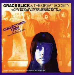 Grace Slick - Grace Slick & The Great Society