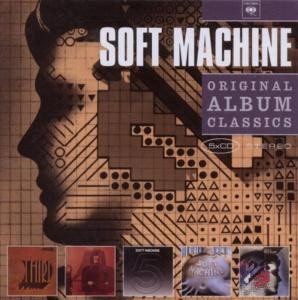 Soft Machine - Original Album Classics (5 Cd)