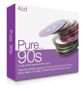 Pure... '90s (4 Cd)