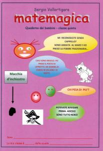Matemagica 5. Quaderno dei bambini