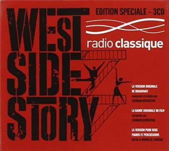 West Side Story (Edition Speciale) (3 Cd)