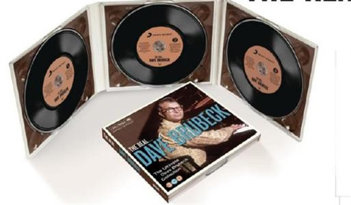 Dave Brubeck - The Real Dave Brubeck (3 Cd)