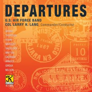 United States Air Force Band - Departures