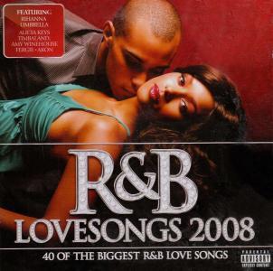 R&B Lovesongs 2008 (2 Cd)