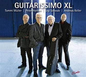Peter Horton / Sigi Schwab - Guitarissimo XL