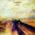 Calendario Allaluna 2022 - Turner ( Formato 30 X 30 )