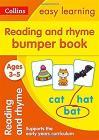 Collins Easy Learning - Reading And Rhyme Bumper Book Ages 3-5 [edizione: Regno Unito]