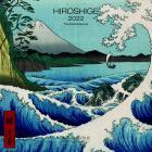 Calendario Allaluna 2022 - Hiroshige ( Formato 30 X 30 )